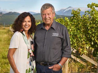 Market development in Japan – New Zealand wine gaining popularity !  Mr. Konrad Hengstler, a winemaker of KONRAD, visits Japan.